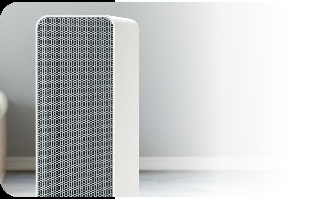 Ekologiczny termowentylator Smartmi