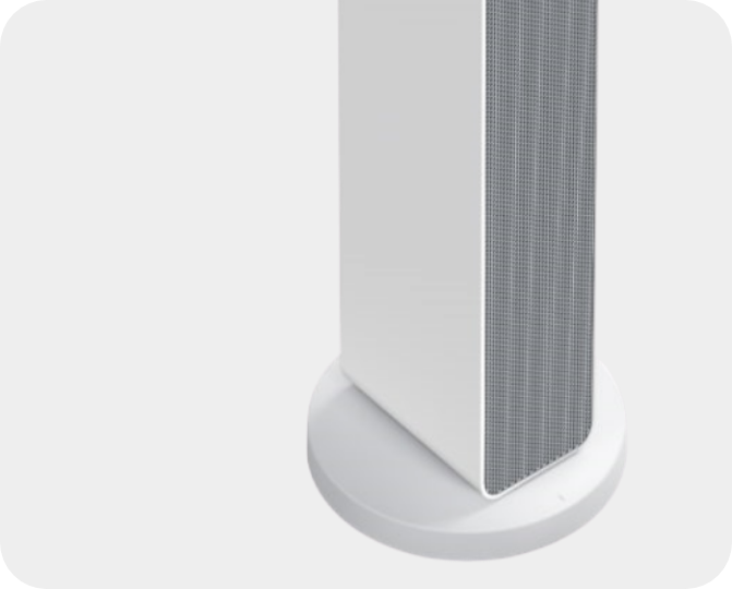 Inteligentny termowentylator Smartmi